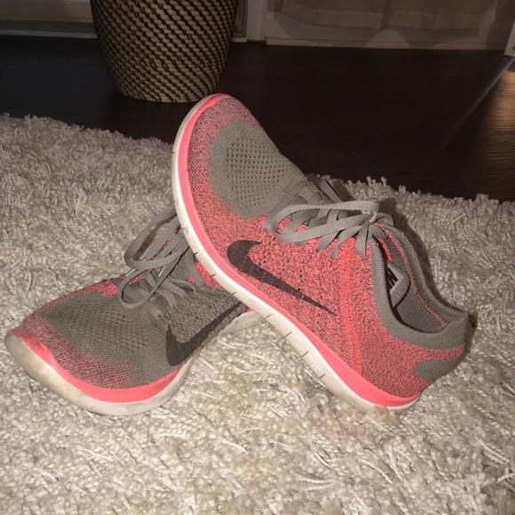 Women Nike Free 4 0 Flyknit Sneaker On Poshmark